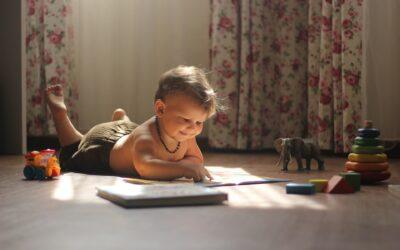 Gør dit barns leg mere sjov med Krea legetøj